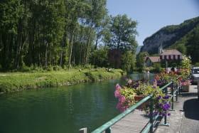 ViaRhôna - étape 5 - Seyssel à Belley par Chanaz
