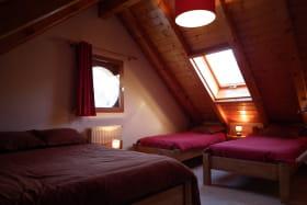 Villa Saint-Joseph, 12 personnes. Maison individuelle skis aux pieds