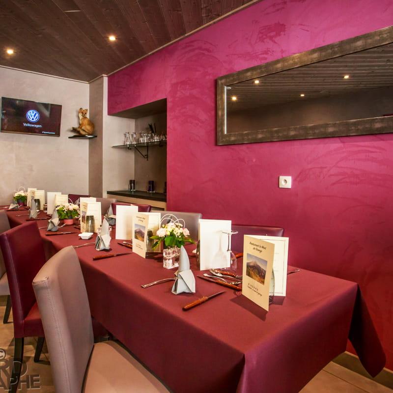 Restaurant Le Mont de Grange