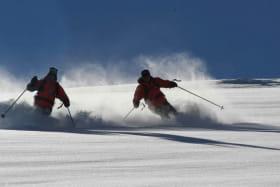 Cours de ski privé