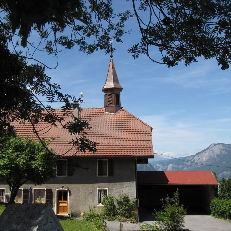 Chapelle des Caches