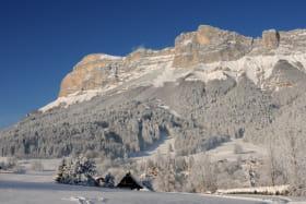 La station de ski du Gite