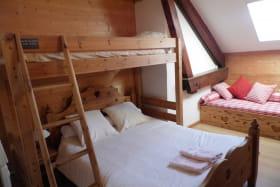 chambre lits