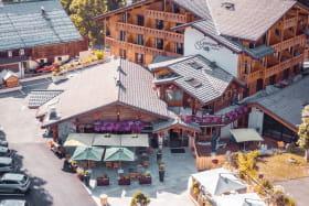 Hôtel Les Gentianettes