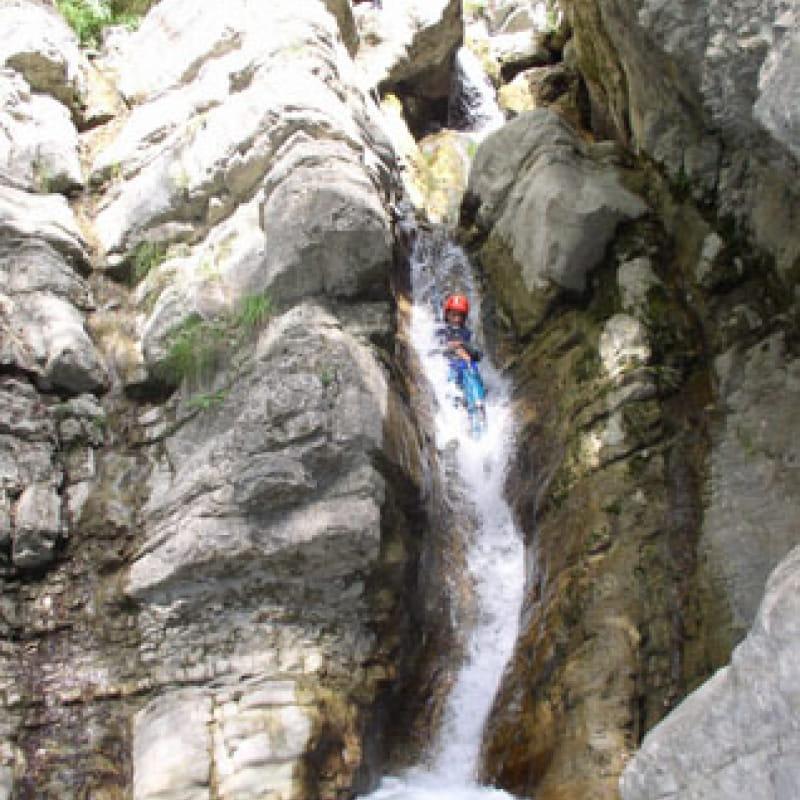 Canyon des Moules Marinières/des fées