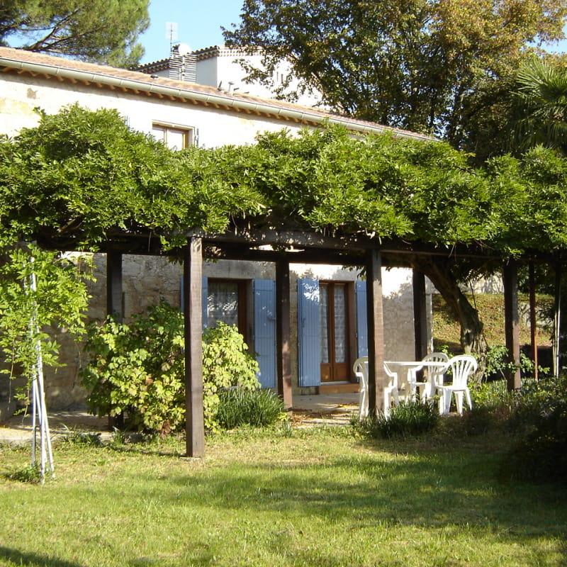 Gîte La Glycine au Ranc (Chassiers, Ardèche)