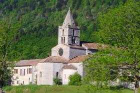 L'abbaye de Léoncel date du 12ème siècle