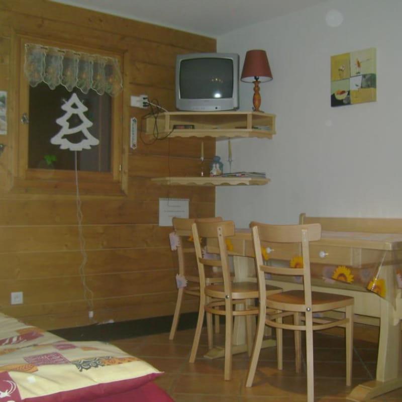 Les Marmottes - 35 m² - n°600