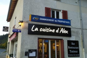 La cuisine d'Alex Bar-Restaurant