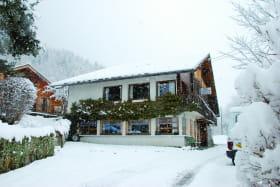 L'hotel l'hiver