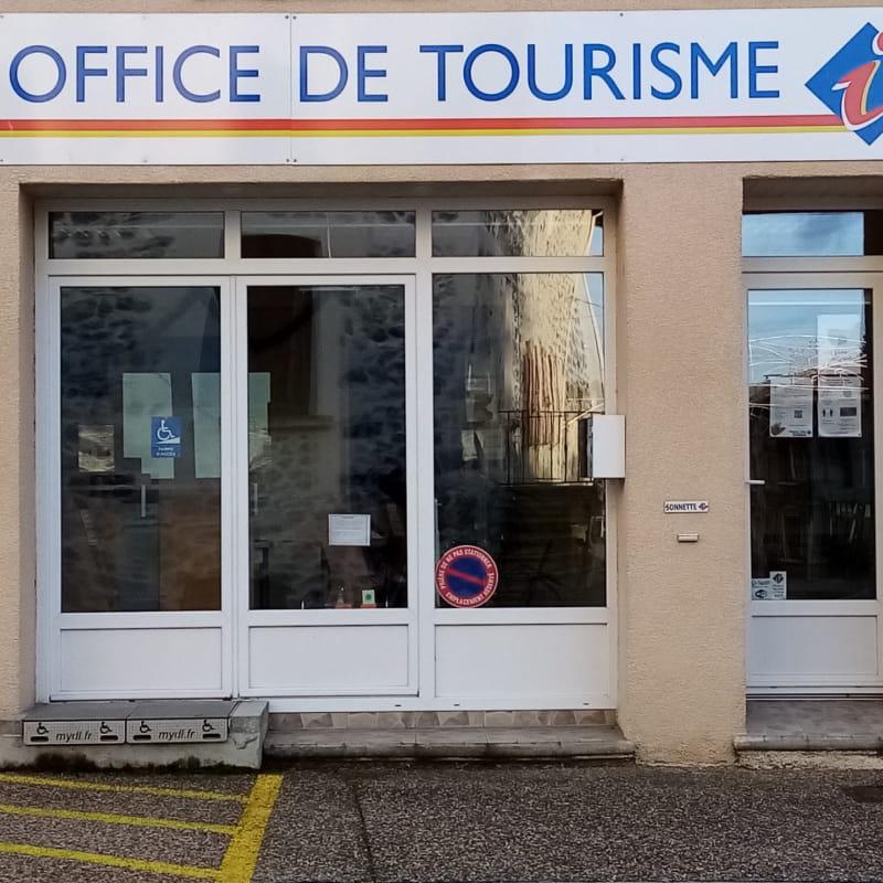 Office de Tourisme des Marches du Velay-Rochebaron bureau d'Accueil de Beauzac