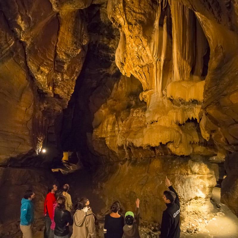 Site Historique des Grottes de St Christophe
