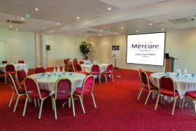 Hôtel-Restaurant Mercure Lyon L'Isle d'Abeau