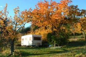 Aire Naturelle de Camping les Cerisiers
