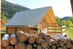 Chalet Tente du Val d'Ambin