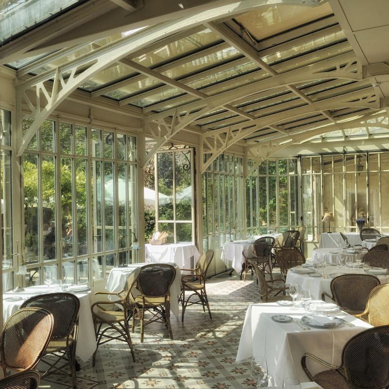 Verrière - Restaurant le Clair de la Plume
