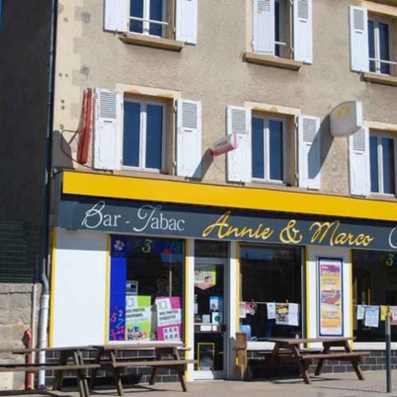 Café Chez L'Annie - Estivareilles