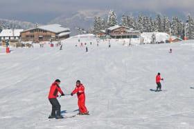 Cours particulier ski alpin-ESF Saint Jean d'Aulps