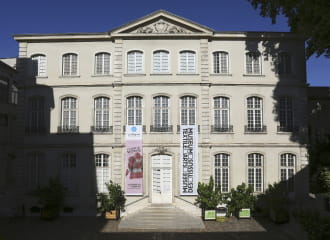 Façade Musée des Tissus
