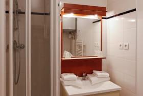 Appart City Lyon Villeurbanne - Salle de bain