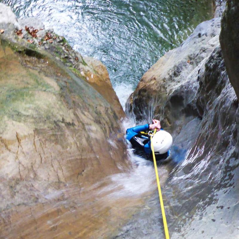 Canyon de Angon