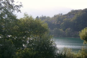 Vu sur le Lac depuis les terasses