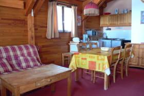Résidence Trolle-Soldanelle - Appartement 2 pièces cabine 5 personnes - TROL6