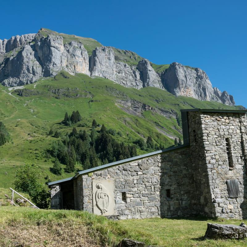 Chapelle de Doran