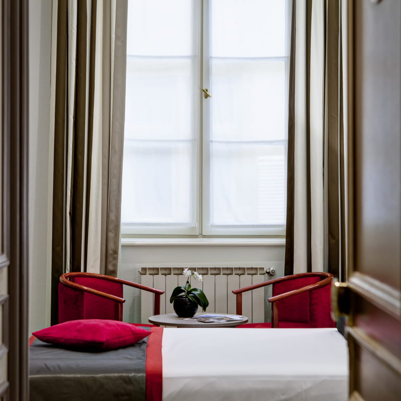 Phénix Hotel - Chambre