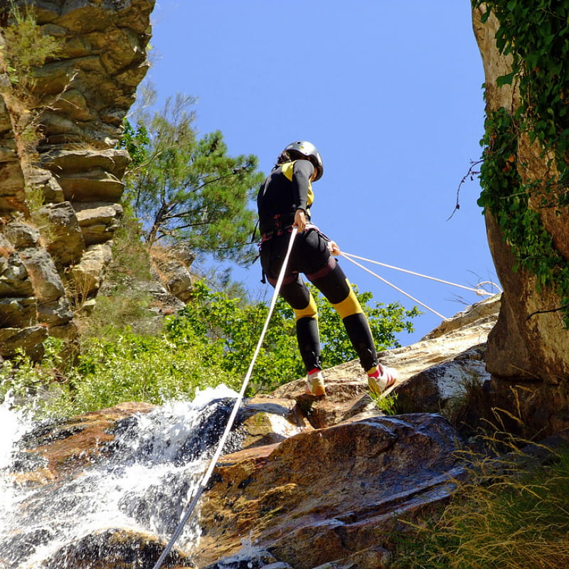 Canyoning avec Aquarafting