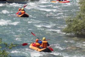 Kayak sur la Malsanne