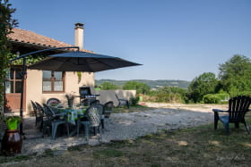 Domaine de L'Abéale : Gîte L'Acainou