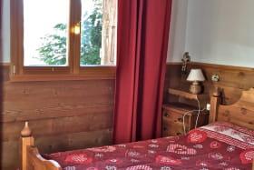 Chalet vieux bois - chambre 2