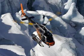 hélicoptère chamonix