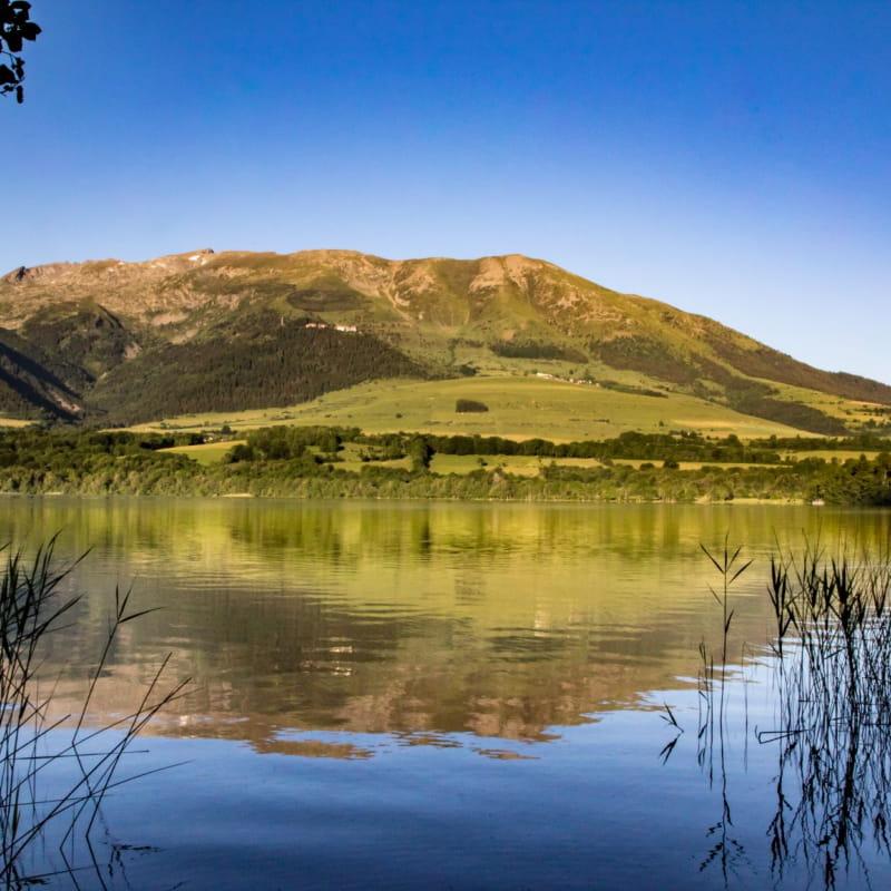 Le tour du lac Petichet