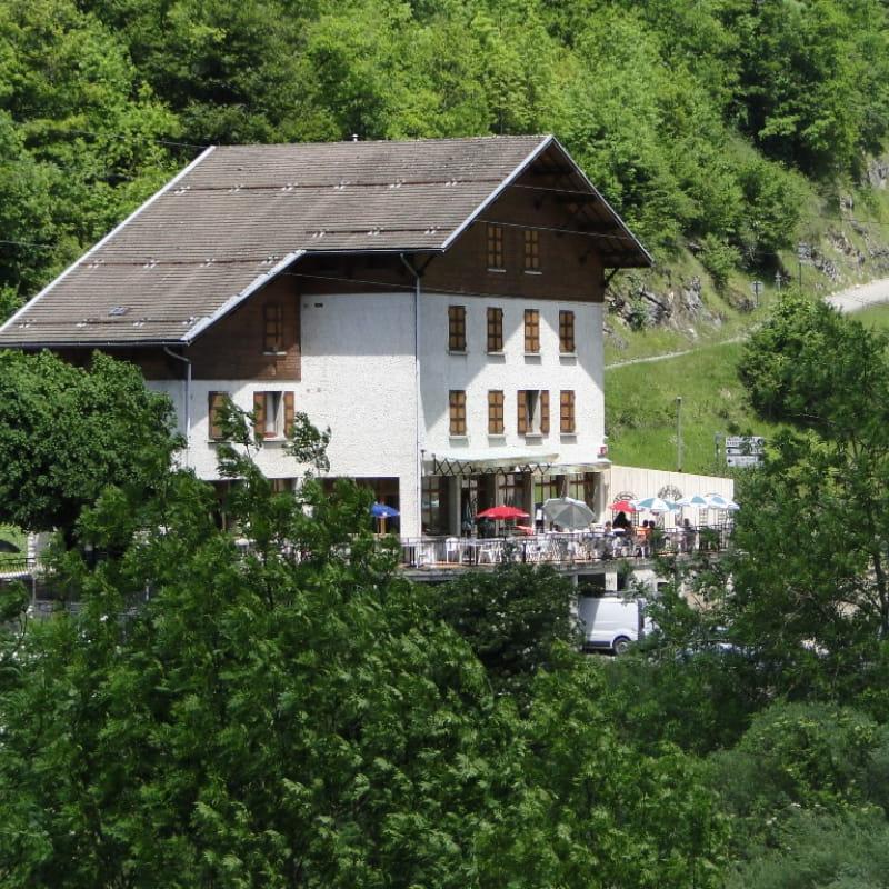 Hôte-Restaurant de la Bourne