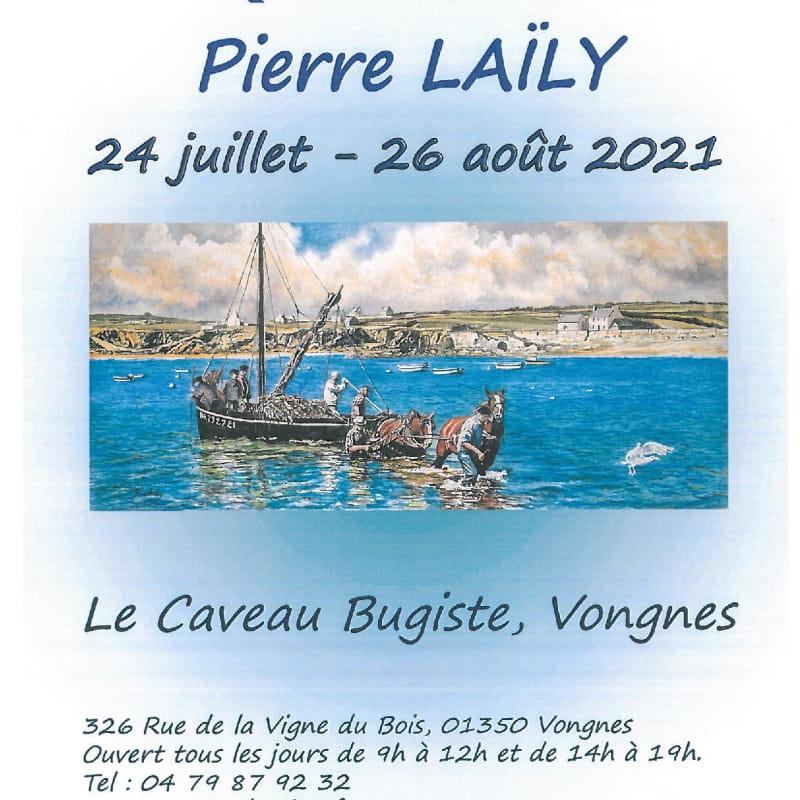 Exposition de Pierre Laïly