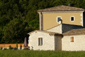 Les Gîtes de Saint Ostian : La Bastide