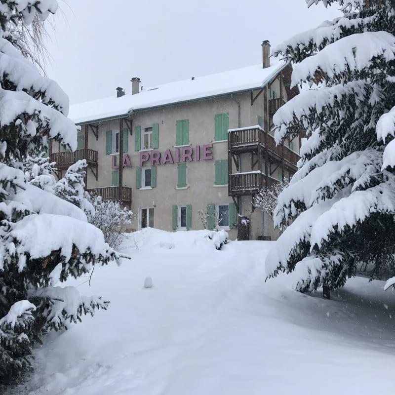 Hôtel Restaurant La Prairie
