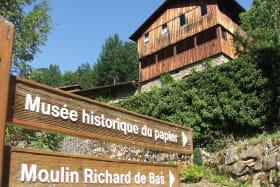 Moulin de Richard de Bas