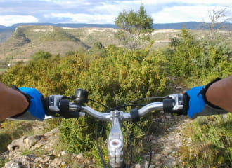 The Great Mountain Bike Trail