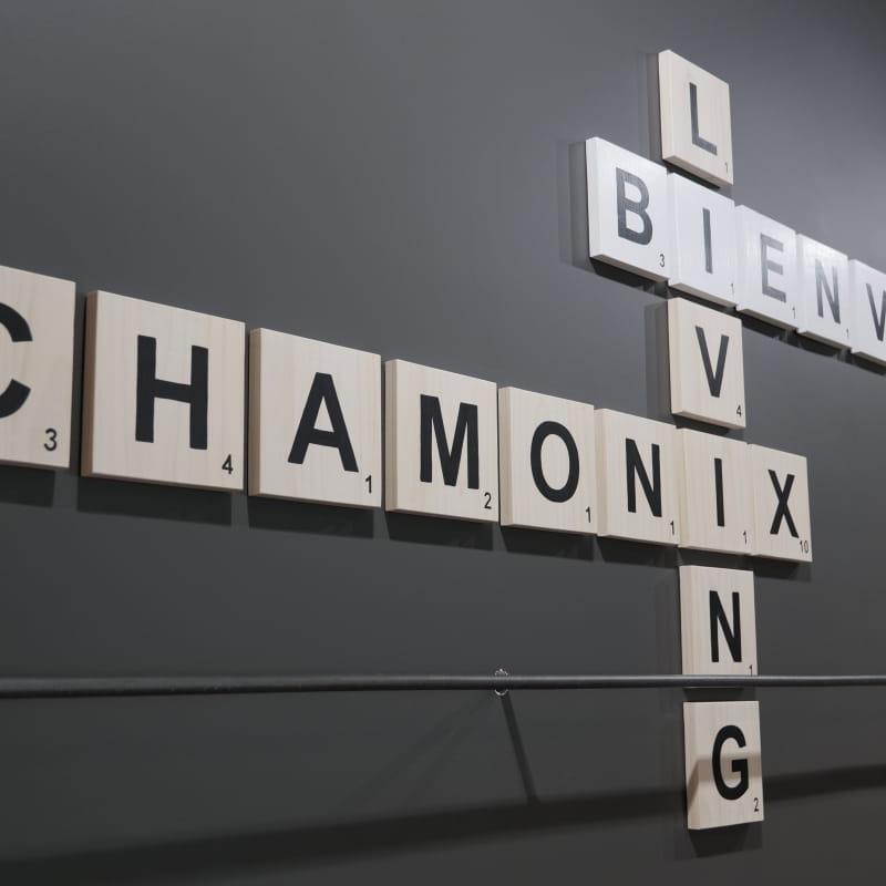 Plan B Hôtel - Living Chamonix