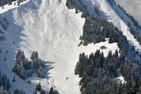 Cours collectif avec l'ESF sur le domaien skiable de l'Essert
