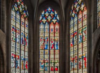 Visite libre de la Sainte-Chapelle