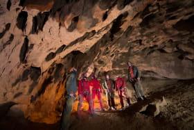 Grotte roche grande Galerie
