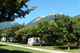Aire de camping Le Taillefer
