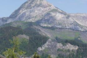 Vue extérieure Mont Charvin
