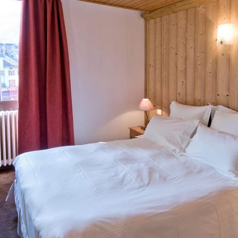 Chambre 3 Auberge de Savoie