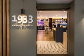 1933 - Le comptoir des viandes