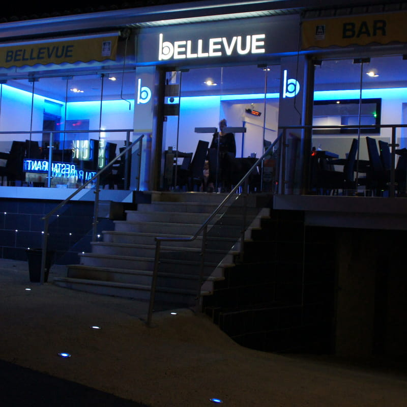Le Bellevue à Saint-Martin-d'Ardèche